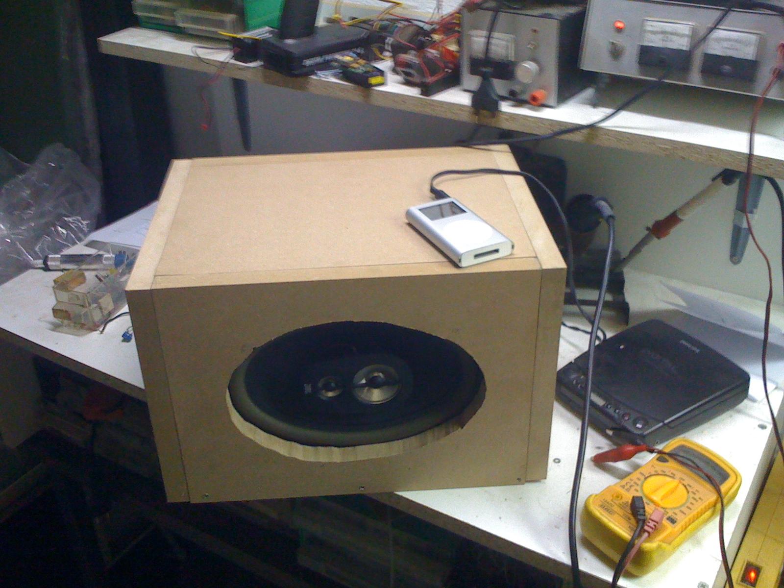 Cassa amplificata a costo zero danilo larizza - Casse audio per casa ...