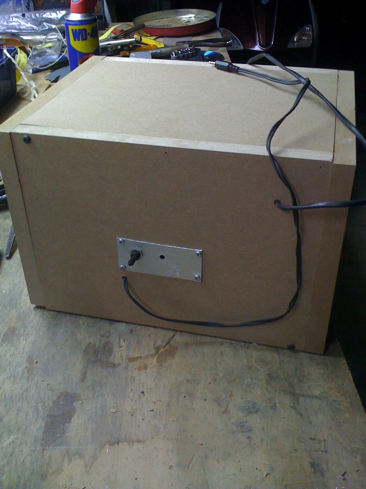 Costruire cassetta legno per chi invece si vuole for Costo per costruire report