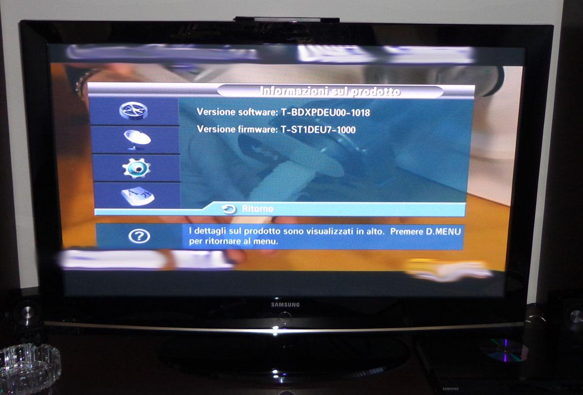 Porta Tv 42 Pollici.Upgrade Firmware Per Vecchi Televisori Samsung Danilo Larizza