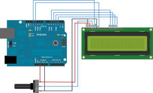 Connessione display LCD - arduino.cc