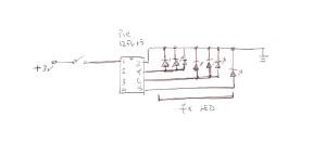 Schema elettrico Flusso Canalizzaotre