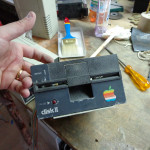 Smontaggio e pulizia Floppy - 3