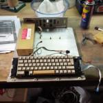 Montaggio tastiera