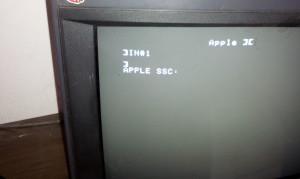 Apple SSC funzionante!