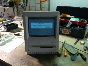 Macintosh - Primo Avvio