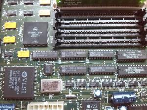 Macintosh SE/30 - Rom esplosa