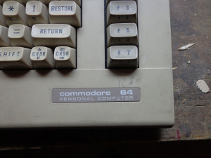 Modifica Commodore 64