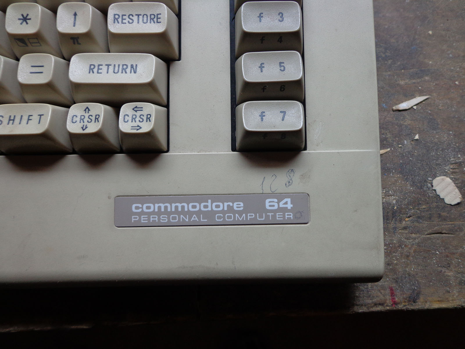 Modifica Commodore 64